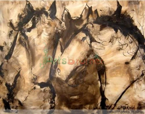 100% Handmade Museum Quality:Decoration Oil Painting
