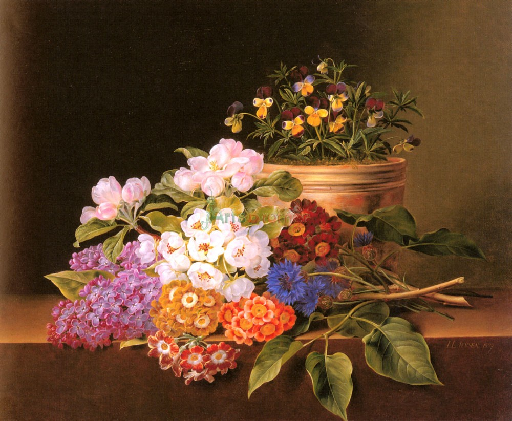 Home flowers 100 handmade museum quality flowers paintings